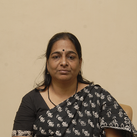 Ms. A.S. Padmavathy - Gender & Lifeskills Consultant